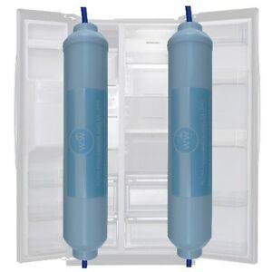 2x filtre à eau réfrigérateur américain SAMSUNG remplace Filtre DA29-10105J