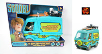 Scoob Movie Scooby Doo Mystery Machine Toy Playset with Shaggy Figure New in Box