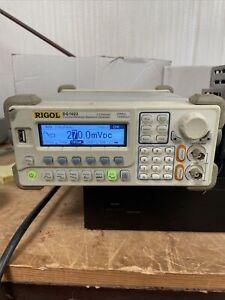 Rigol DG1022A 25 MHz Arbitrary Waveform Generator - 2-Channel