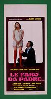 L47 Plakat die Faro' von Vater Alberto Lattuada Luigi Projekt Irene Papas