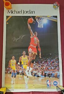 Michael Jordan, Sports Illustrated Poster - used (read description)