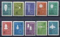 35705) Poland 1963 MNH Conquest Of Space 10v