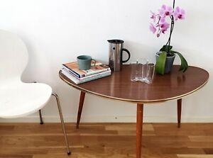Retro/vintage mid-century Scandinavian style coffee table