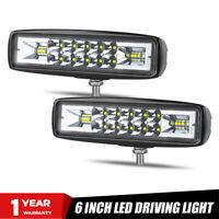 6inch LED Work Light Bar Spot Flood Combo Offroad ATV SUV 4WD Truck Fog Lamp 20W