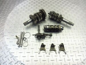 2001 01 Ducati Monster 900 M900S Transmission Helmet Fork Shaft Gears