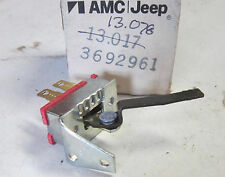 1978-87 AMC Gremlin Spirit Eagle Concord 1977-80 AMC Pacer NOS fan switch
