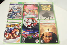 Lot of 7 Xbox / Xbox 360 Games - Madden, Jumper, NHL, Big Bumpin, Face Breakers