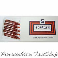 Struttura ® Mineralizing Oil Restructuring & Shine 10 vials x 12ml Mineralizzant