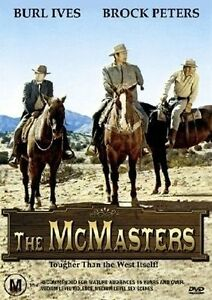 The McMasters : Burl Ives : New Old Aus Stock : NEW DVD