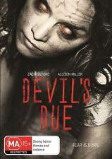 Devil's Due (DVD, 2014)