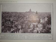 WW1 photo Bruxelles Brussels Belgium 1914