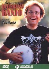 Beginning Bluegrass Banjo (DVD, 2003)