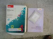 emulation card X24E per stampante ad aghi nec pinwriter
