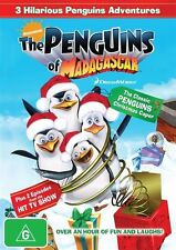 The Penguins of Madagascar: The Classic Penguins Christmas Caper [Region 4]
