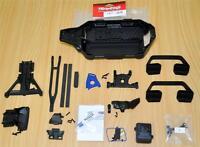 Traxxas Slash 4x4 LCG Conversion Kit TRA7421 New Treated Plastic Black Chassis