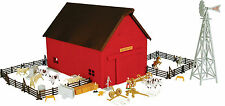 1/64 ERTL FARM COUNTRY WESTERN BARN RANCH SET