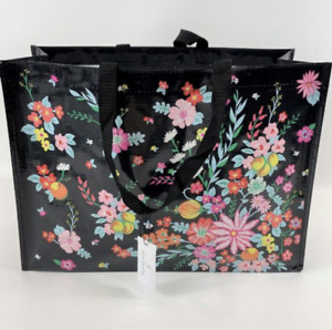 Vera Bradley Authentic Tangerine Twist Market Travel Tote NWT Carry On Bag purse