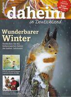 """Magazin """"daheim - in Deutschland"""", Januar 2012"""