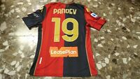 Maglia Genoa shirt #19 Pandev match worn Serie A Genoa vs Torino 2020 2021