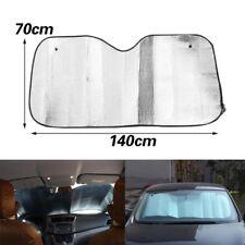 Car Van Rear & Front Windscreen Windshield Foil Cool Protection Sun Block Shade