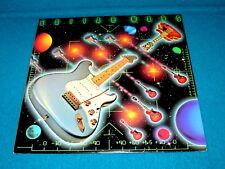 GUITARS WARS : Columbia Records ROCK - METAL : Compilation VINYL LP