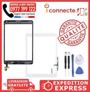 VITRE TACTILE ECRAN LCD IPAD 2/3 /4 /5 AIR COMPLET OU MINI 1/2/3 NOIR BLANC