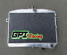 50MM Fit Volvo Amazon P1800 B18 B20 engine GT 1951-1973 M/T aluminum radiator