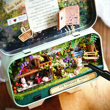 DO IT YOURSELF Artisanat Miniature Projet Kit Maison De Poupées Campagne