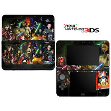 Vinyl Skin Decal Cover for Nintendo New 3DS - Star Wars 2