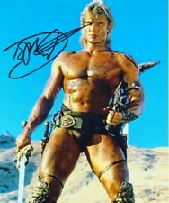 Dolph Lundgren - Signed Autographed 8x10 Photo - MASTER'S OF THE UNIVERSE W/COA