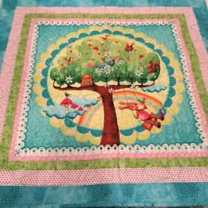 Quilted Handmade Wall Hanging