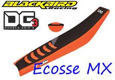 KTM EXC125 200 250 300 EXCF250 450 2008-2011 Blackbird DG3 Gripper Seat Cover