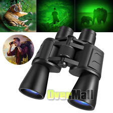 Binoculars Adults, 100X180 Binoculars High Power Bak4 Hd With Night Vision 2020