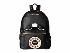 """NWT Betsey Johnson Black """"Kitch Telephone Backpack"""" SOLD OUT EVERYWHERE !!!"""