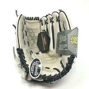 Louisville Slugger Youth Baseball 10.5 Inch Gen1 X Leather Glove Mitt Kids RHT