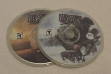 Medal of Honor: Allied Assault PC Game-Discs 1 & 2