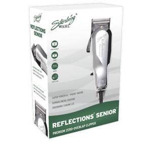 Wahl Professional Sterling Reflections Senior Clipper 8501 - Made in the USA !