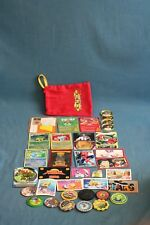 vintage mix lot TRADING CARD cards 80's 90's 2000's Pokemon beyblade pogs