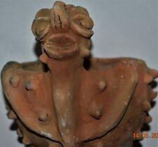 "New listing Sale! Pre Columbian Mayan Tlaloc Bowl, 6"" Prov"