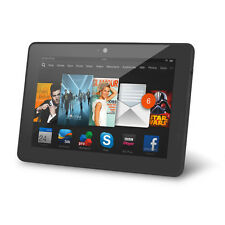 "Amazon Kindle Fire HDX 7"" 16GB Tablet w' Wi-Fi, 2.2GHz Quad-Core Processor Black"