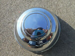 1 Dodge Charger Police Wheel Center Cap 04895432AA 04782792AA 06 to 14 Hubcap