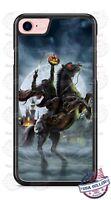 Headless Horseman Scary Halloween Phone Case for iPhone Samsung LG Google etc