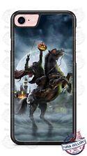 Sleepy Hallow Headless Horseman Pumpkin Phone Case for iPhone Samsung Google etc