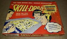 VINTAGE SKILL-DRIVE DRIVE ACROSS COUNTRY COMPLETE W/ ORIGINAL BOX