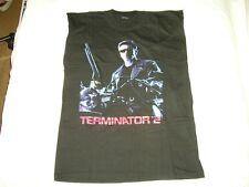 TERMINATOR 2  – very rare old 1991 PROMO T-Shirt!!