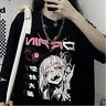 Japanese Anime Harajuku Cartoon style Punk T-Shirt. Free Shipping Worldwide!