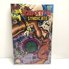 1963 Buch #6 morgen SYNDICATE hier zur Ewigkeit Alan Moore -1993 Image Comics
