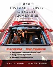 Basic Engineering Circuit Analysis by Robert M. Nelms and J. David Irwin (2011)