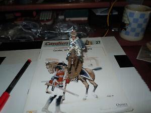CAVALIERS DES GUERRES NAPOLEONIENNES cavalier 18em hussard g.b. 1813