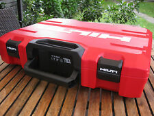 Hilti Valise Sortimo pour Batterie-Perceuse TE 6-a Perforateur Leerkoffer NEUF